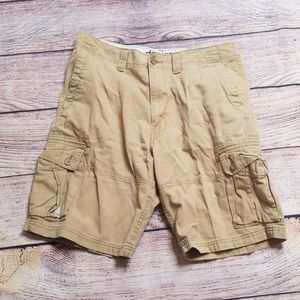 Denizen Levi's cotton W34 cargo shorts